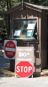 big basin parking fee